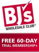 BJ'S WHOLESALE CLUB-FREE 60 DAY MEMBERSHIP TO SAVE BIG