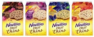 PRODUCT REVIEW: NEWTONS FRUIT THINS