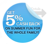 PERKSTREET FREE CHECKING+DEBIT CARD-5% CASH BACK JULY PERKS-OLD NAVY,MOVIE TICKETS+MORE