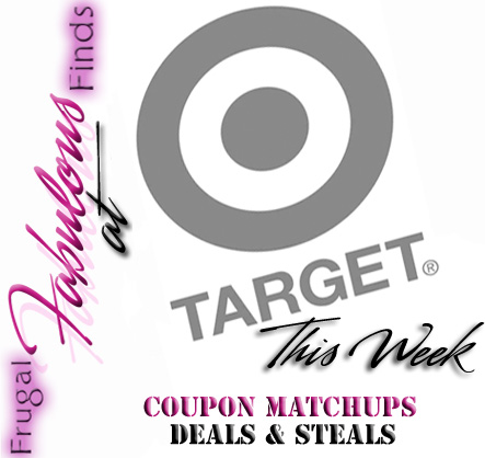 TARGET DEALS THIS WEEK 8-5 thru 8-11 COUPON MATCHUPS ~ FREE + GIFTCARD + GROCERY DEALS