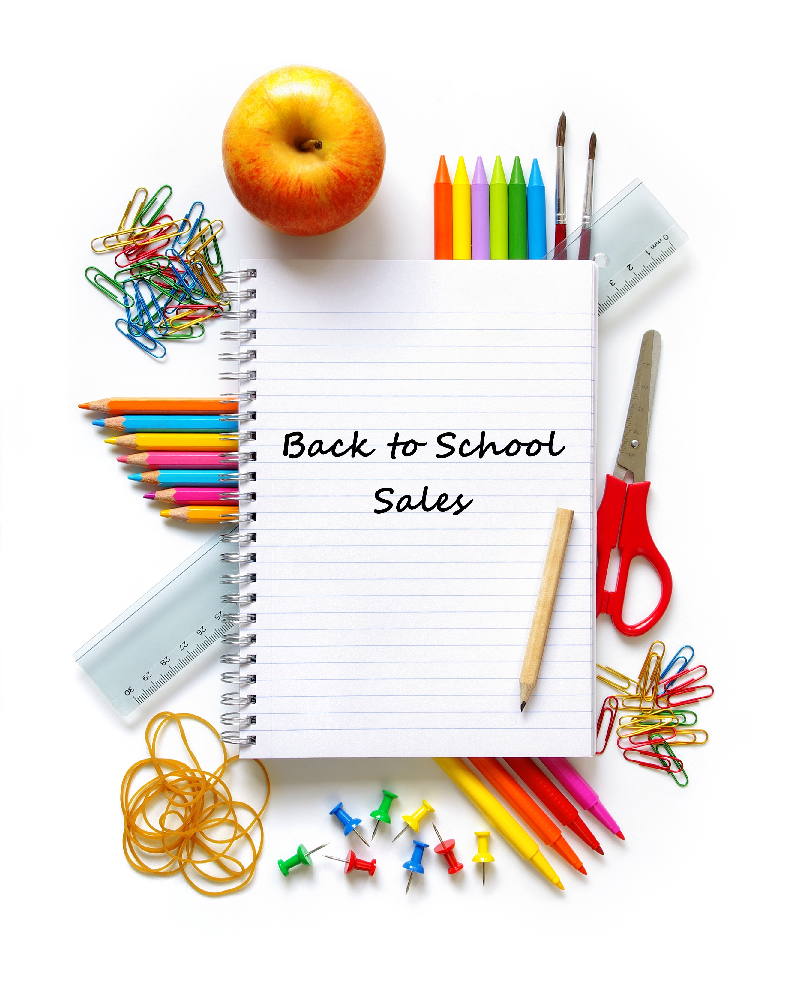 BACK TO SCHOOL DEALS THRU AUGUST 18  WALMART, TARGET, KMART + MORE