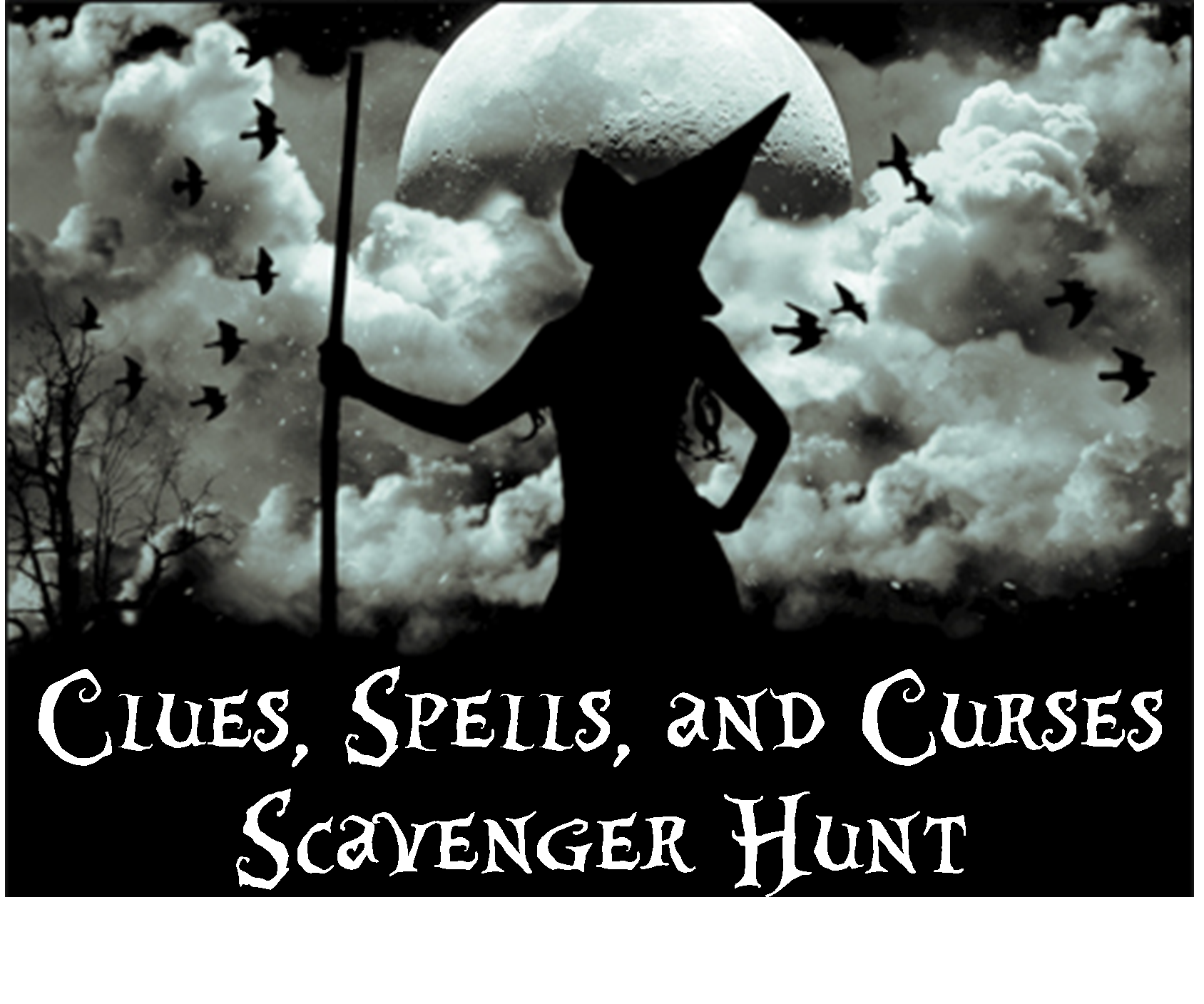 PRODUCT REVIEW: CLUES, SPELLS, AND CURSES PRINTABLE SCAVENGER HUNT ...