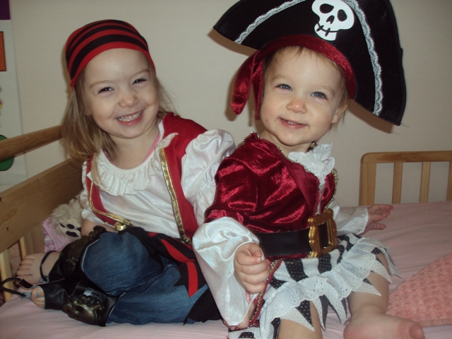 FREE DOUGHNUTS AT KRISPY KREME WHEN YOU DRESS UP LIKE A PIRATE 9-19-2012