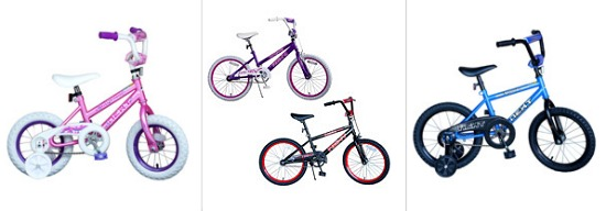 KIDS BIKE DEALS – NEXT GIRL OR BOY BIKES as low as $29 SHIPPED – HOT CHRISTMAS DEALS