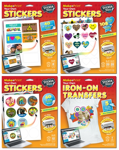product review stickeryou make print your own stickers frugal