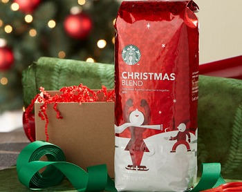 STARBUCKS BOGO FREE CHRISTMAS BLEND COFFEE DEAL – LIVE NOW