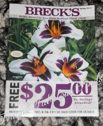 Brecks coupon code