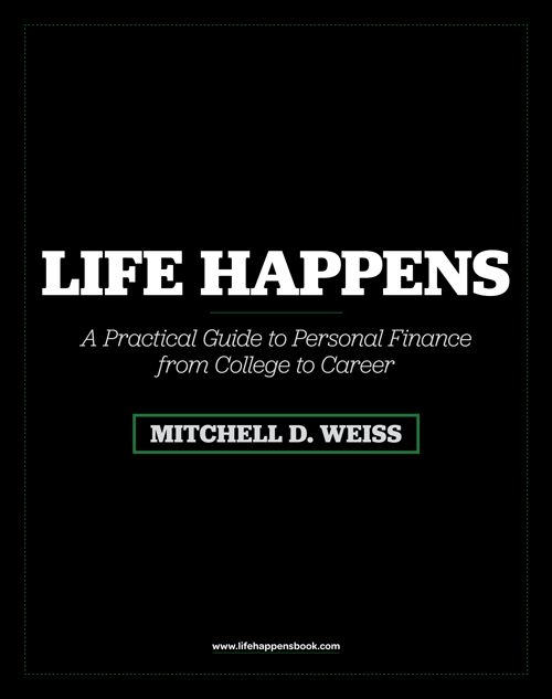 eBOOK REVIEW + GIVEAWAY: LIFE HAPPENS – A PRACTICAL GUIDE TO PERSONAL FINANCE FROM COLLEGE TO CAREER