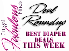 BEST DIAPER DEALS THIS WEEK: DRUG STORE DIAPER DEALS 5-27 thru 6-2