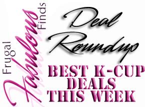 K CUP DEALS ONLINE – BEST K-CUP DEALS ONLINE THIS WEEK 3/23 – 3/30