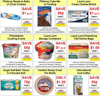 NEW INGLES COUPONS  –  EASTER eCOUPONS SAVINGS LIST
