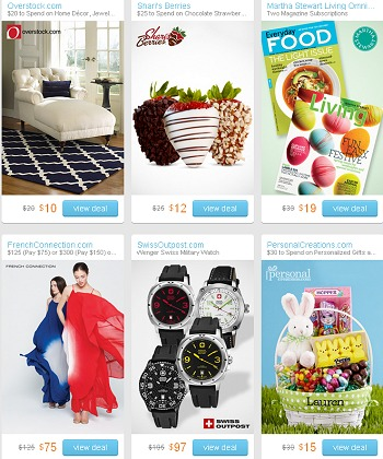 LIVINGSOCIAL NATIONAL DEALS LIST 04/03 &#8211; LOVE WITH FOOD &#8211; BUSTEDTEES.COM + MORE