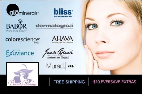 $30 WORTH of NAME BRAND SKIN CARE – DERMALOGICA, MURAD + MORE just $15 SHIPPED