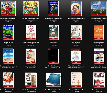 TOP 16 FREE EBOOKS TODAY – FREE AMAZON KINDLE DOWNLOADS 4-25-2012