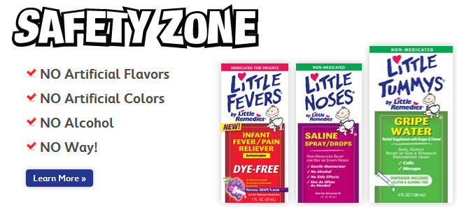 LITTLE REMEDIES PRINTABLE COUPON – $1 OFF GRIPE WATER or ANY LITTLE REMEDIES COUPON