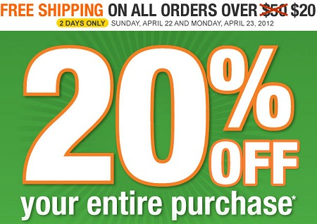 OFFICEMAX DEALS THIS WEEK &#8211; 20% OFF ONLINE or INSTORE + FREE SHIPPING THRU MIDNIGHT