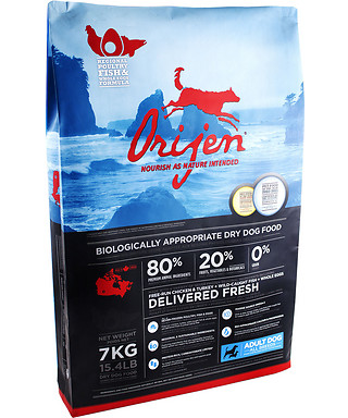 ORIJEN PET FOOD REVIEW FROM MR. CHEWY