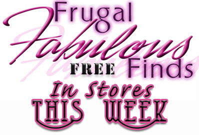 FREE IN STORE THIS WEEK thru 8/11 FREEBIES at TARGET  WALMART  CVS &#8211; WALGREENS