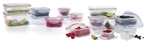 36 PC DESIGN FOR LIVING FOOD STORAGE SET just $35 – TODAY ONLY (REG. $70)