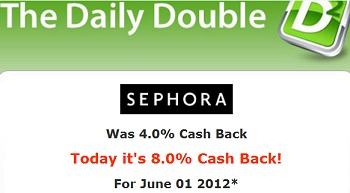SEPHORA CASHBACK + COUPON CODES + FREE GWP + FREE $10 GIFT CARD – TODAY ONLY