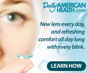 FREE PAIR OF CONTACT LENSES EVERY DAY FOR A MONTH