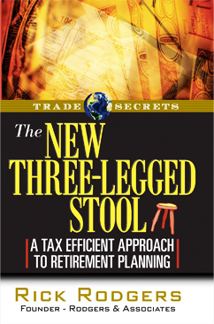 BOOK REVIEW : THE NEW THREE LEGGED STOOL