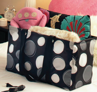 THIRTY-ONE LARGE UTILITY TOTE REVIEW + GIVEAWAY