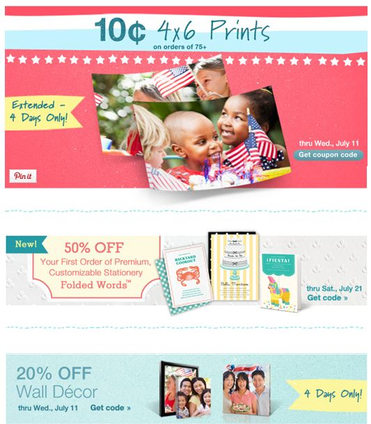WALGREENS PHOTO DEALS + COUPON CODE LIST THIS WEEK 7-8 thru 7-14