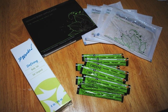 HOW I LOST INCHES OFF MY WAIST with IT WORKS BODY WRAPS – MY REVIEW + GIVEAWAY