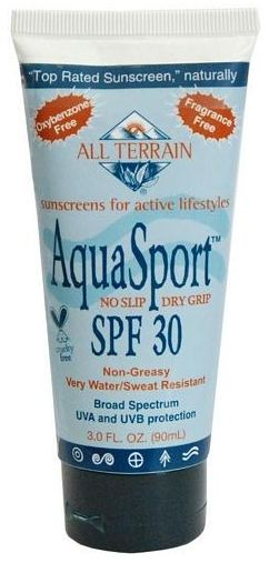 ALL TERRAIN AQUASPORT SUNSCREEN REVIEW + GIVEAWAY