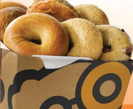 $4 OFF COUPON AT EINSTEIN BROS BAGELS – GOOD THRU 9-10-2012