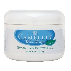CAMELLIA WARM THERAPY PAIN RELIEVING GEL REVIEW + GIVEAWAY