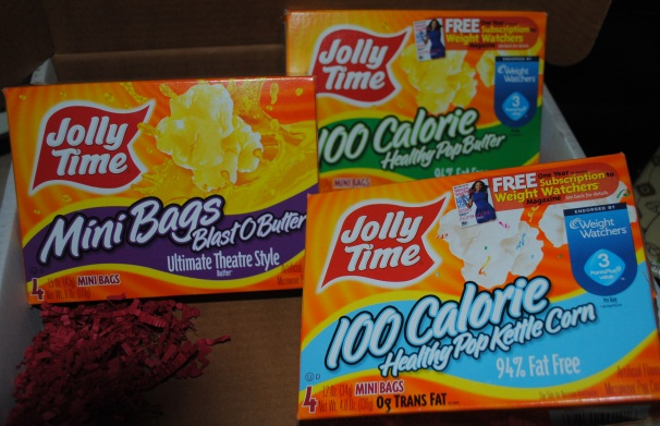 BACK TO SCHOOL SNACKS FROM JOLLY TIME POPCORN (REVIEW)