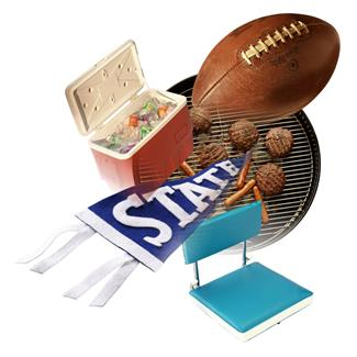 SAVE MONEY AT YOUR NEXT TAILGATING PARTY!