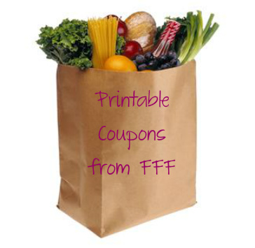 printable coupons from fff