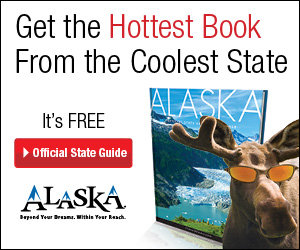 FREE ALASKA TRAVEL BOOK