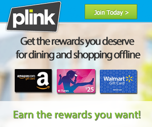 Get Paid to Eat and Shop w/ Plink ~ Spend $20 at Old Navy or Gap, Get a Free $20 Gift Card!