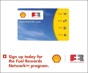 Shell Fuel Rewards Review + Giveaway