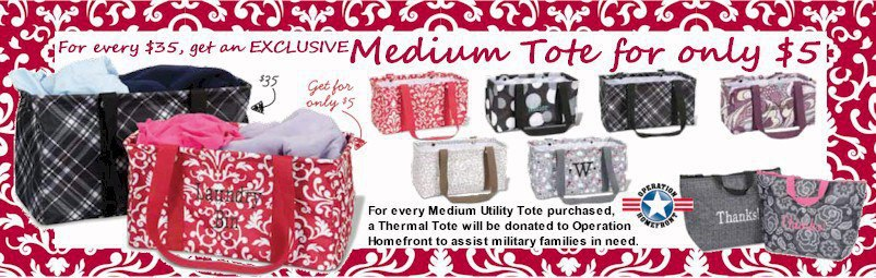 Medium Utility Tote Thirty-One Ideas