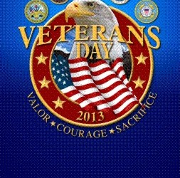 Veterans Day Deals – Discounts, Freebies and Offers 11-11-2013