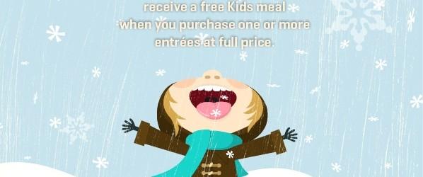 KIDS EAT FREE at ON THE BORDER – THRU 12-28-2012