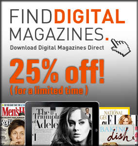 FindDigitalMagazines is your online magazine subscription hub