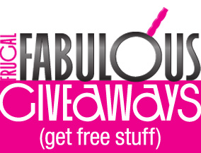 Frugal Fabulous Give Aways