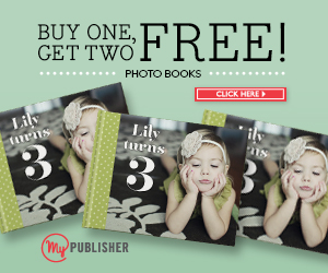 Two Free Hardcover Photo Books When You Buy One !