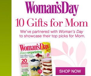 FREE WOMAN'S DAY 12-MONTH MAGAZINE SUBSCRIPTION WYB BOUQUET