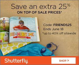 shutterfly friend