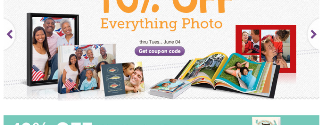 Walgreens Photo Deals + Coupon Codes thru 6-8-2013