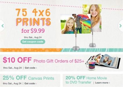 walgreens photo deals coupon codes thru 8 24 2013 frugal