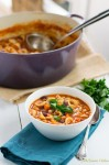 COOKING ON A BUDGET VEGETARIAN PASTA FAGIOLI