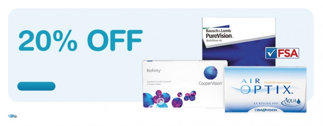 Walgreen Coupon for Brand Name Contacts